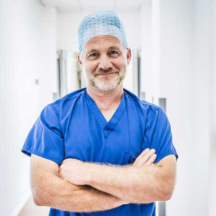 Mr John Davison Consultant Plastic Surgeon